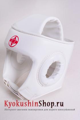 Шлем открытый киокушинкай Profi